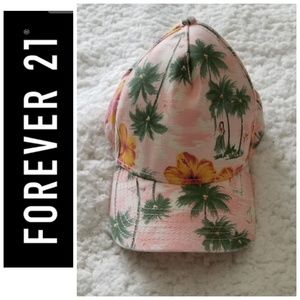 🔥Snapbacks!🔥Forever 21 Hawaiian Cap